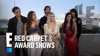 the 100 cast plays most likely apocalypse edition e live from the red carpet
