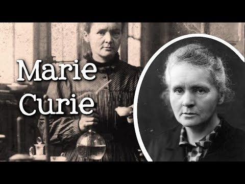 Biography of Marie Curie for Kids: Famous Scientists for Chi