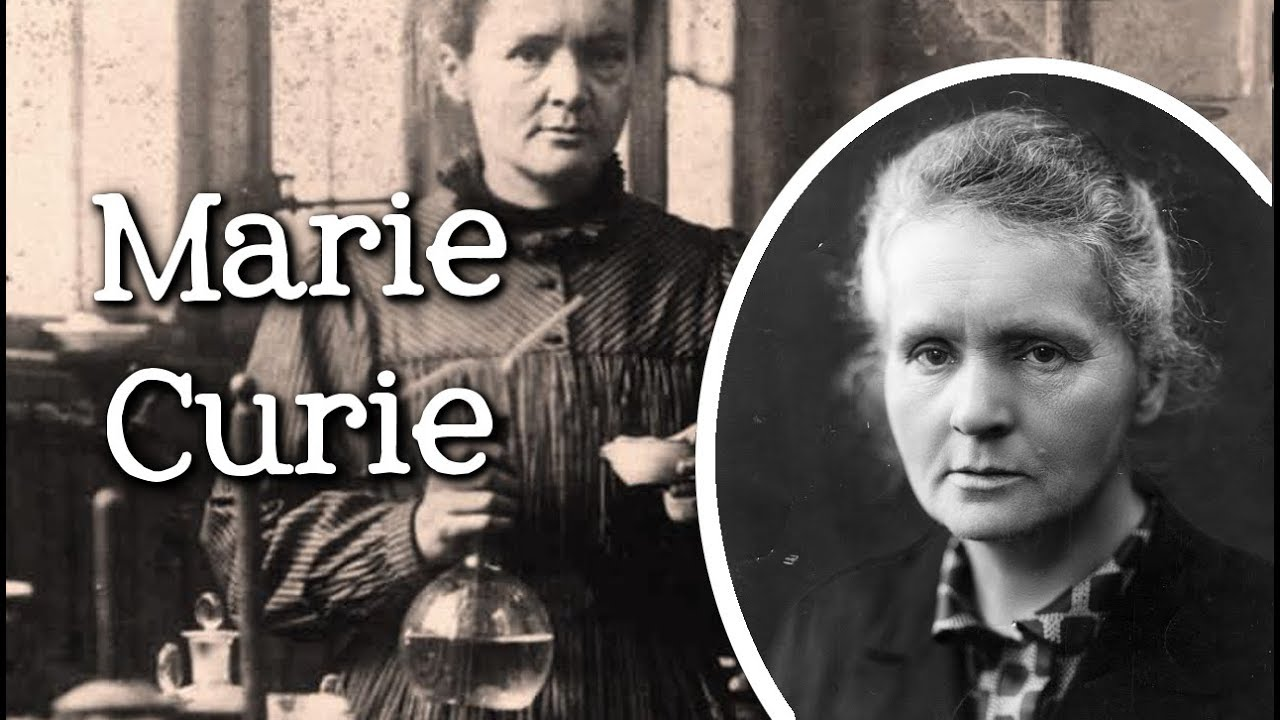 Biography of Marie Curie for Kids: Famous Scientists for ...