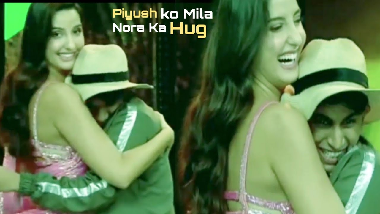 Download Nora Fatehi Hug Piyush Govinda ki Trick Kaam aayi Dance Deewane 3 Promo