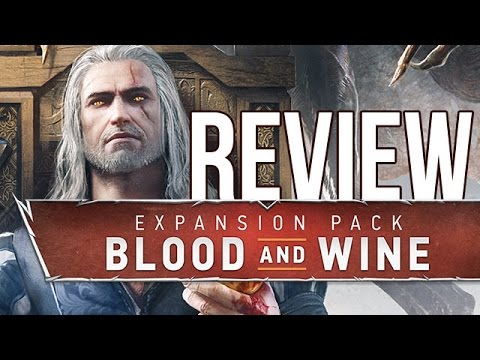 Witcher 3: Blood and Wine REVIEW spoiler free [gamepressure.com]