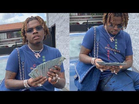 DJ 4eign - Rapper Gunna Goes Viral For Rocking Large Chanel Purse