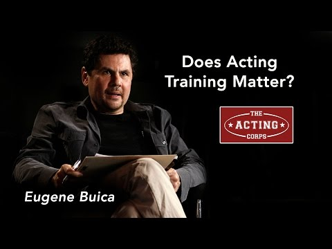Does Acting Training Matter?
