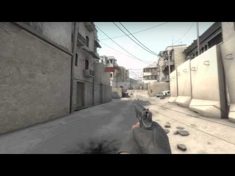 how to use the new cz75 in csgo
