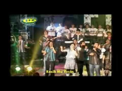 Kasih Mu Yesus ( Taken from I'm Free album) - Borneo Praise Music.