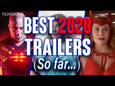 BEST MOVIE TRAILERS 2020 (So Far...)