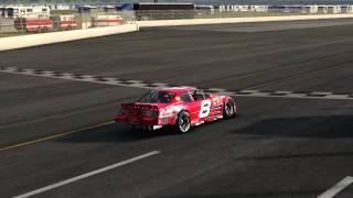 NASCAR 08 Offline Race @ Talladega