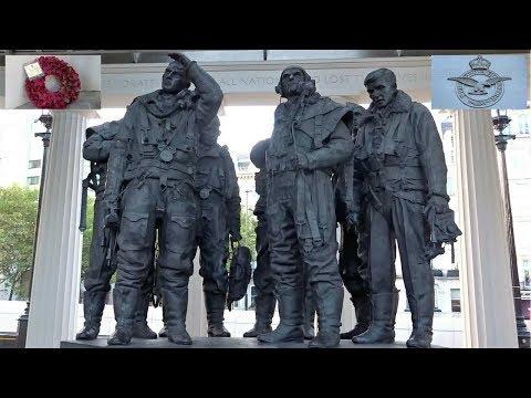 RAF Battle of Britain Memorial - London