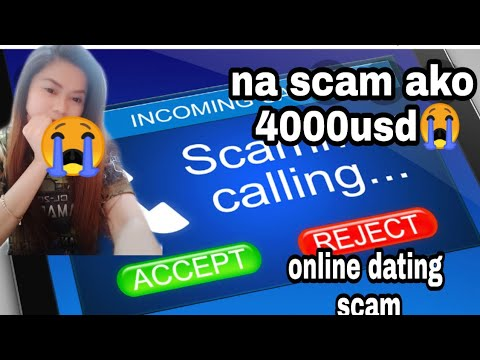 Online Dating Site😭na Scam Ako 4000usd😭