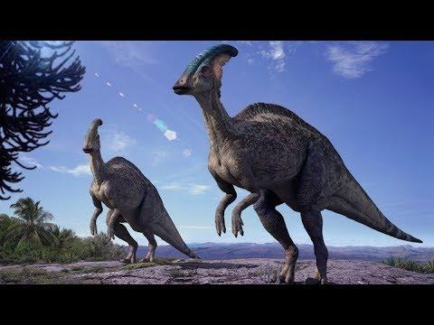 TRILOGY OF LIFE - Prehistoric park -