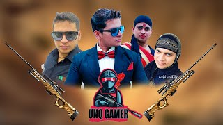 @Unq Gamer | PUNJU SQUAD | 1 MILLION SUBSCRIBERS SPECIAL | PUBG MOBILE REMIX | DJ NIKHIL MARTYN