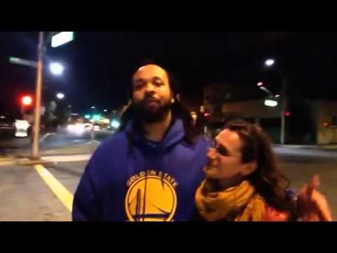 Interracial Couple On Racism In Oakland Part 1 - Zennie62
