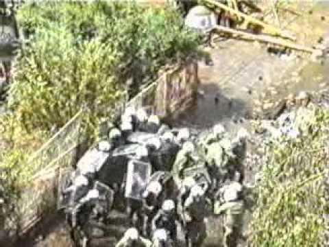 Krieg der Welten - Chaostage 1995 in Hannover