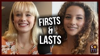 FIRSTS & LASTS With Sofie Dossi & DeVore Ledridge - Fangirling Over Beyonce?!