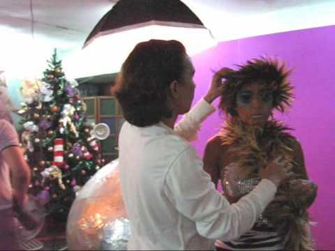 Behind-the-Scenes Shoot with Rachel Lobangco, Leo ...
