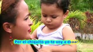 KARAOKE VIDEO - POR EL CHIQUITO - DUVAL LLANOS ...... ( EDICIÓN WIL MIX)