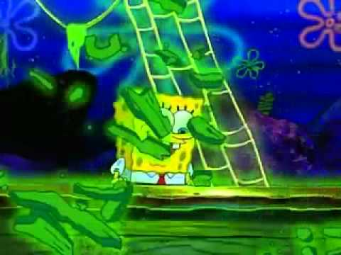 Sponge Bob --Keep Going! You're Good!