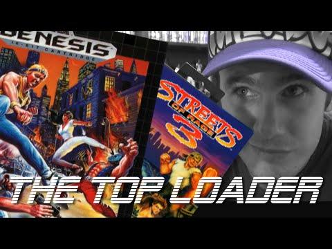 Streets of Rage (Franchise) - The Top Loader