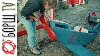 Детская площадка своими руками | Малые архитектурные формы - Самолет(, 2018-10-20T09:00:00.000Z)