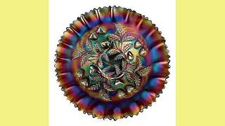 Chat On Carnival Glass, Howto Identify Carnival Glass, Howto Spot Fakes, Look At Hooked on Carnival