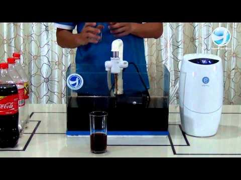 iDemo eSpring   Coke Filtering Demonstration HD