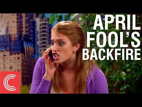 April Fool's Backfire