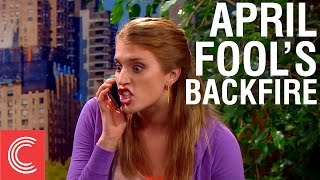 April Fool's Backfire - Studio C
