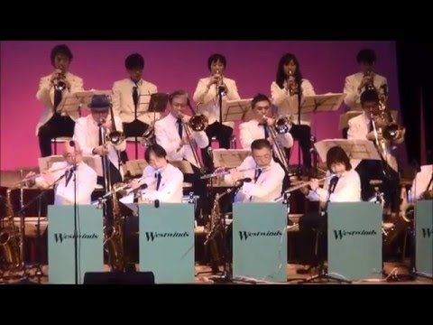 2016 Topsy/トプシー (Tokyo Union/東京ユニオン) Westwinds Jazz Orchestra