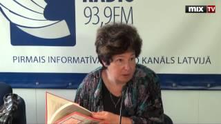 MIX TV: переводчик с английского Ольга Варшавер (Москва) в программе