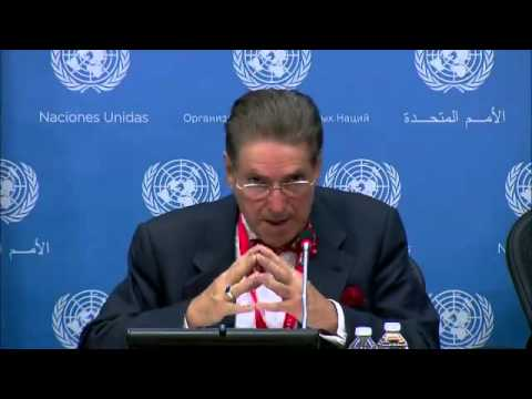 Conflict Prevention and Self Determination for Civil Society by UN Special Raporteur