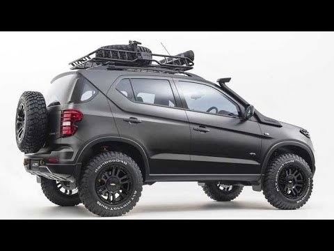 2016 Chevrolet Niva Review Rendered Price Specs Release Date Youtube