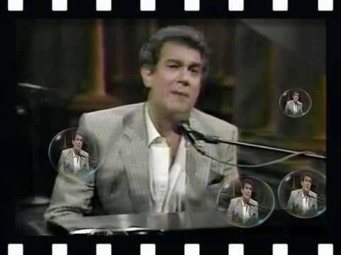 Jurame-Placido Domingo al piano
