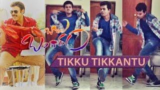 Tikku Tikkantu Dance Steps | Babu Bangaram | Fan Made | Choreography | Venky, Nayanathara, Ghibran