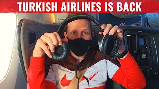 Review: GREAT FOOD & LAME CREW - TURKISH AIRLINES A350 is BACK!