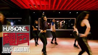 HURRICANES 颶風極限藝術舞蹈工廠 // LION Choreography - Gwen Stefani - Luxurious   18-12-13