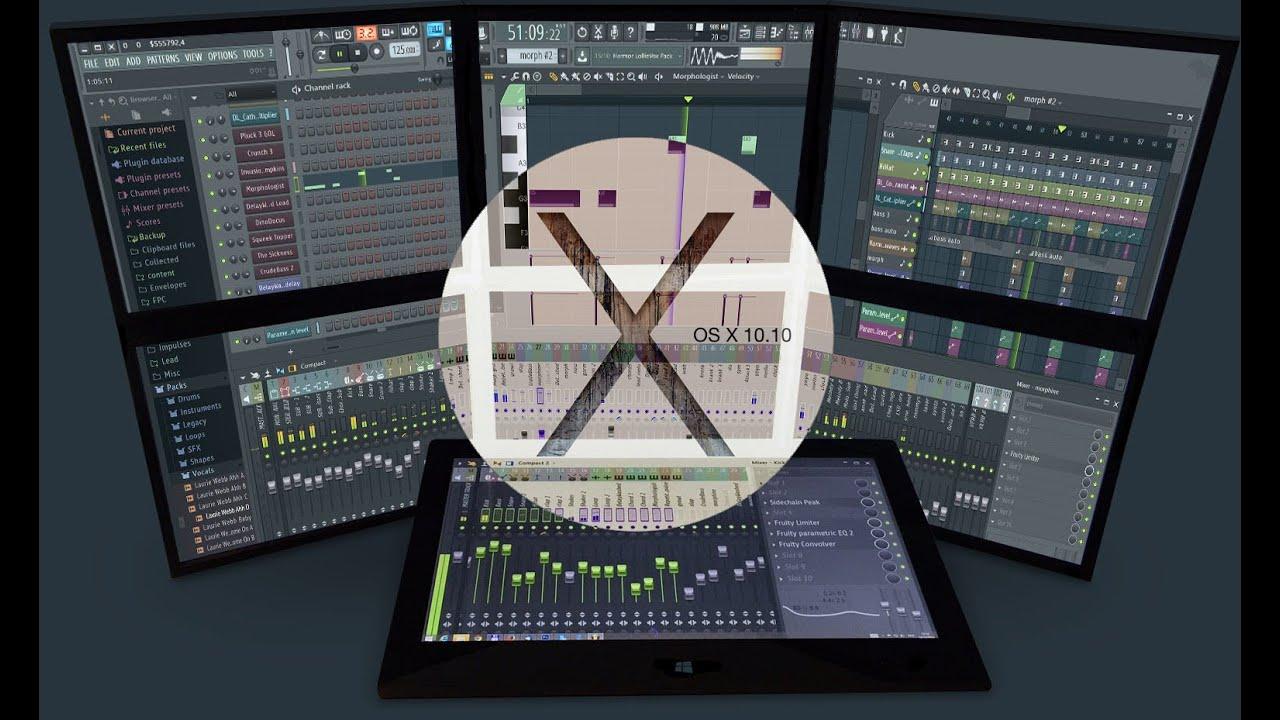 Fl studio 12 demo download mac torrent