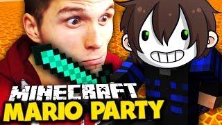 HILFE! GERMANLETSPLAY BELÄSTIGT MICH! ✪ Minecraft Mario Party mit GLP