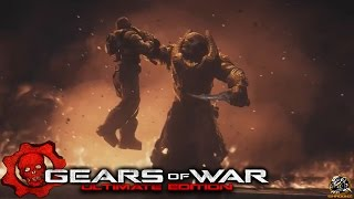 Gears of War: Ultimate Edition - Minh Young Kim's Death Scene! (Xbox One SDCC 2015)