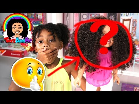Thumbnail: We Found The TOYS AND ME Tiana Doll! OMG Real vs Fake ??? Famtastic
