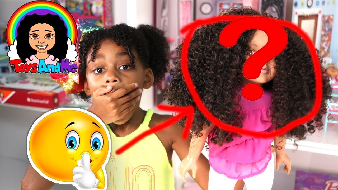 We Found The Toys And Me Tiana Doll Real Vs Fake Youtube