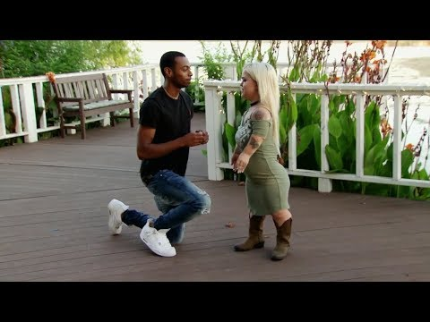 Little Women Dallas - D'Quan Asks Caylea To Marry Him Again (HD)