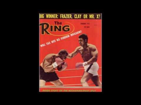 Muhammad Ali - Ring Magazine Covers