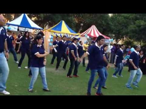 MAERSK CHARITY EVENT 2014 - FLASH MOB BY MAERSK & SAFMARINE EMPLOYEES