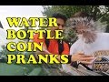 Water Bottle Coin Pranks Compilation 2015 [NEW]