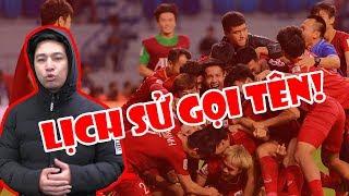 Tin nóng Asian Cup 2019 | Lịch sử gọi tên Việt Nam từ tuyết trắng Thường Châu đến nắng vàng Ả Rập