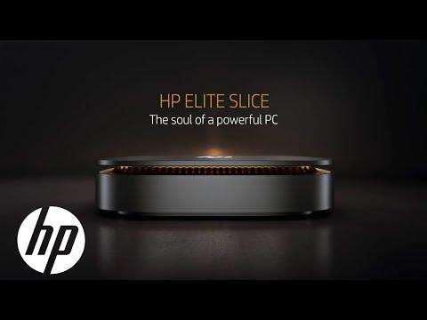 A Modular Masterpiece: Product Demo | HP Elite Slice | HP