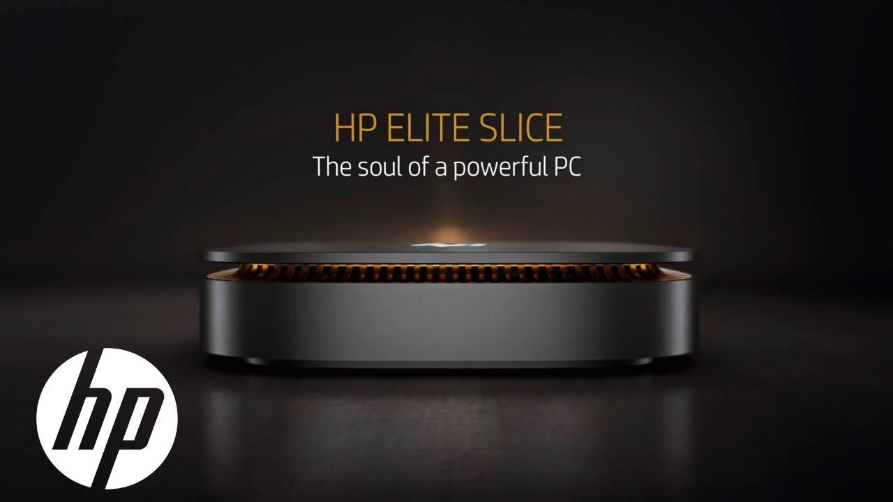 A Modular Masterpiece Product Demo  HP Elite Slice  HP