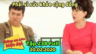 Những cư dân hiện đại - Tập 238 Full | HTV FILMS - Phim hài Việt Nam hiện đại hay nhất 2019