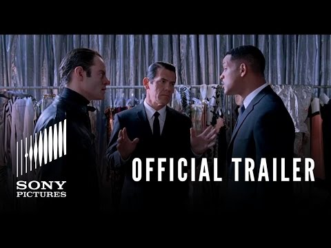 MEN IN BLACK 3 - Official Trailer - In Theaters 5/25 poster