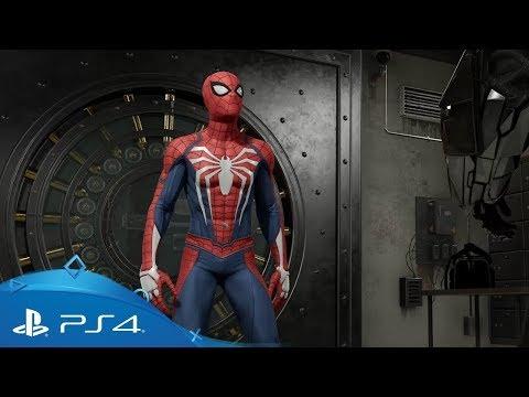Человек-Паук | Демонстрация игрового процесса с E3 2018 | PS4